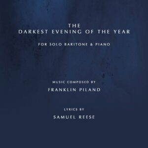 The Darkest Evening of the Year (Print)